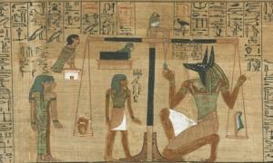 Balança Egipcia